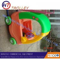 Buy cheap Grocery Store Children Metal Shopping Trolley , Small Retail Shopping Carts from wholesalers