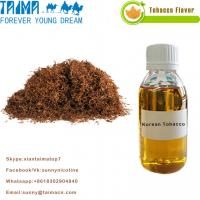 Buy cheap Hot sell usp grade high natural concentrate Korean Tobacco flavor& fragrance for E-juice product