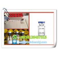 Buy cheap Human Bodybuliding Hormone Peptide Powder CJC-1295 With DAC / CJC-1295 Without DAC from wholesalers