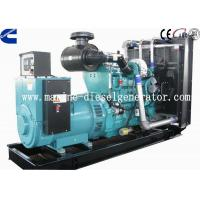 Buy cheap 525KVA 420KW HD0525C Open Type Diesel Generator With 3 Phase Alternator from wholesalers