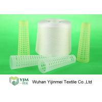 TFO Weaving / Knitting Spun Polyester Yarn , Spun Polyester Sewing Thread