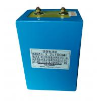 Buy cheap 100Ah Li - polymer Battery Module , 3.2V Lithium Iron Batteries In Compact Size from wholesalers