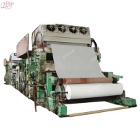 Buy cheap 1575mm 21*6*5m 250g/Min 25t/D Toilet Paper Making Machine from wholesalers