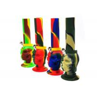 Buy cheap New  Trend  Silicone Hookah 265mm Portable Unbreakable Bongs Random Color from wholesalers