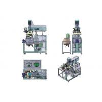 Buy cheap Three Phase Toothpaste Manufacturing Equipment With Hydraulic Lifting Function from wholesalers