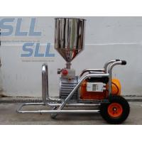 Buy cheap Brushless Room Painting Mortar Spraying Machine 3000w Diaphragm Pump Wall Putty Spray Gun from wholesalers