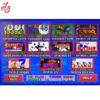 Buy cheap Samsung Monitor Slot Machine POG Game Board Pog O Gold T340 PCB Game Board from wholesalers