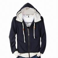 Buy cheap Men's coat/men's hoody/Korean men's coat for winter season from wholesalers