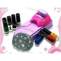 Buy cheap DIY Nail Art Printer Finger Nail Polish Tools With Nail Colors, For Nail DIY from wholesalers