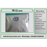 Buy cheap Boost Fat BurningYk-11 / YK11  Sarm Powder For Promote Muscle Growth CAS 431579-34-9 from wholesalers
