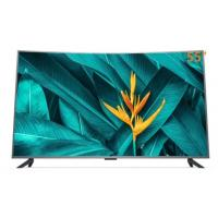 Buy cheap Full Color Flat Screen LED TV , Wide Viewing Angle Led Tv Digital 4K Home 55 from wholesalers