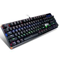 Rainbow Backlight 104 Keys Computer Mechanical Keyboard CE FCC Aprrove