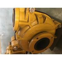 Buy cheap Horizontal filter suction sand slurry pump for sale,6/4E AH heavy duty slurry pump from wholesalers