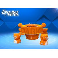 Buy cheap Bear Sand Table Mini With 4 Chairs Equipped 20 Kg Colorful Sand from wholesalers