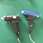 Buy cheap 30Khz Robotic Ultrasonic Spot Welding Machine for Automobile Carpet from wholesalers