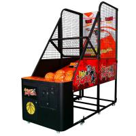 Buy cheap Sports Basketball Shooting Game Machine 2 Player Basketball Arcade Game Machine from wholesalers