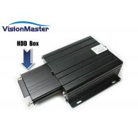Buy cheap 2TB HDD GPS Mobile DVR , 1080P Digital Video Recorder H.264 8 Channel DC 8~36V from wholesalers
