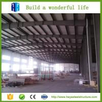 Buy cheap HEYA recycle galvanizing steel structure pharmaceutical workshop plant for sale from wholesalers