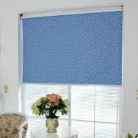 Buy cheap Home decoration custom made motorized retractable roller blind from wholesalers