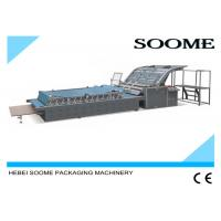 Buy cheap Semi Automatic Flute Laminating Paper Sheet Feeder Machine / Paper Mounting Machine from wholesalers