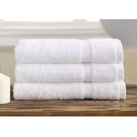 Buy cheap Professional Hotel Bath Towels / Personalized Bath Towels Set With Super Absorbency product