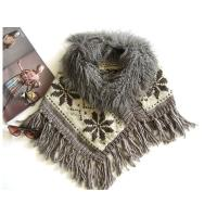 China Knit Shawls, Hand Crochet Shawls, Hand Knit Neck Warmers,Knit Ponchoes on sale