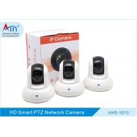 Buy cheap Wireless Hd Ip Wifi Cctv Indoor Security Camera , Long Range Ptz Camera from wholesalers