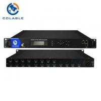 Buy cheap COL5011V 20 Channels HDMI To RF Modulator 8 RF Carrier Output HD RF Modulator from wholesalers