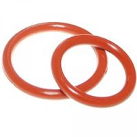 Buy cheap Aging Resistant Silicone Rubber O Rings Seal Gasket Food Grade For Customized Request from wholesalers