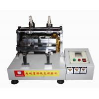 Buy cheap ASTM 2054 Electronic Crockmeter , AATCC - 8 Color Fastness Tester to Rubbing from wholesalers