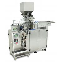 Buy cheap Display friendly human machine Foil Packaging Machine AC 220V, 50 HZ for food industries from wholesalers