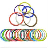 Buy cheap 20 Colors 3D Printer Filament 1.75mm ABS PLA Printing Pen Filament from wholesalers