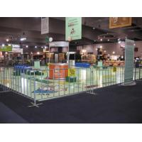 Buy cheap Crowd Control Barrier - Steel Pedestrian Barricades from wholesalers