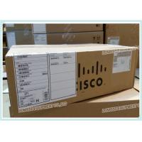 Buy cheap Multi - Core CPU 2 NIM Intelligent WAN Cisco ISR4321/K9 Router 50 Mbps - 100 Mbps from wholesalers