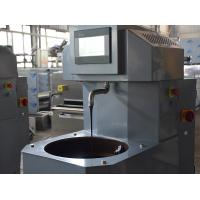 Buy cheap SUS304 Material Industrial Chocolate Tempering Machine And Enrobing Machine product