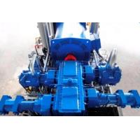 Buy cheap High Power CNG Gas Compressor Unit Compact Skid Design With Low Rotation Speed from wholesalers