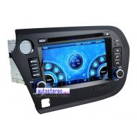 Buy cheap 7'' Car Stereo GPS Navigation Autoradio Multimedia for Honda Insight 2010+ with DVD / USB from wholesalers