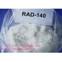 Buy cheap Muscle Building SARMs RAD140 , CAS 1182367-47-0 Oral Sarms For Bodybuilding from wholesalers