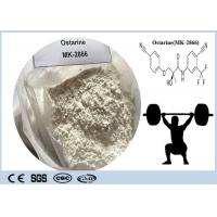 Buy cheap White Ostarine SARMs Raw Powder 99% Lean Muscle Steroids MK-2866 CAS 841205-47-8 from wholesalers