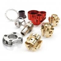 Buy cheap Teflon Coating Reach Truck Parts , Precision Cnc Machined Parts 0.002mm Tolerance from wholesalers