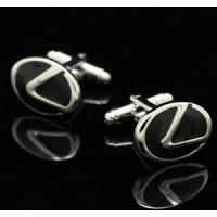 Buy cheap wholesale  Lexus Logo cuff link from wholesalers