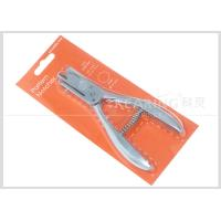 Buy cheap Metal Multi Use leather stitching tools Pattern Notcher 50N ' O ' & 1/4'' * 1/16'' Hole from wholesalers