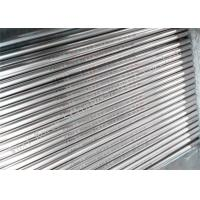 Buy cheap Circular Welded 304 Stainless Steel Heat Exchanger Tube Thin Wall 0.3mm - 3.5mm WT from wholesalers
