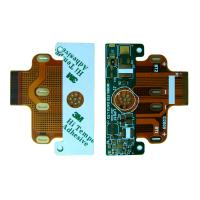 Buy cheap High-quality Double-sided FPCB with FR4 Stiffener and 2 Layers from wholesalers