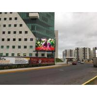 Buy cheap Rental P10 Outdoor Full Color LED Display SMD2121 LED Light 16bit Grey Scale Levels from wholesalers