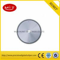 Buy cheap TCT Metal Saw Blades Cutting Disc For Wood Cutting Blade / Steel Cutting Tools from wholesalers