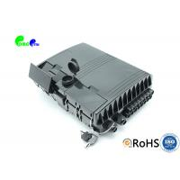 Buy cheap 16 cores Wall Mounted / Pole mounted Fiber terminal box / Distribution box For FTTH / ODN project  ABS - PC , IP 65 from wholesalers