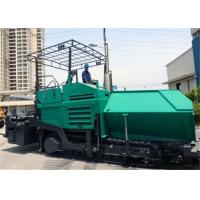 Buy cheap 10.5m Width Asphalt Equipment Rental , 400 / 500 mm Thickness Concrete Paver Machine from wholesalers