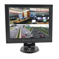 Buy cheap Remote Computer 12  CCTV LCD Monitor BNC Input SECAM For Home Using from wholesalers