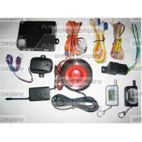 Buy cheap Two Way Car Alarm System  Automobile motor car alarm system from wholesalers